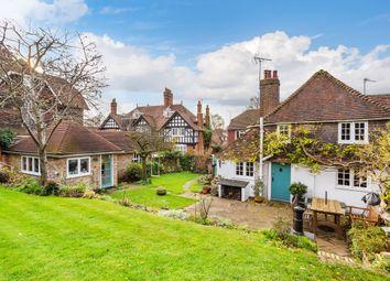 Thumbnail 3 bed semi-detached house for sale in Church Street, Seal, Sevenoaks