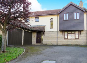 Thumbnail 4 bed detached house for sale in Redgate Park, Crewkerne