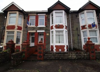 Thumbnail 5 bed terraced house for sale in Heathfield Villas, Treforest, Pontypridd