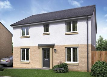 """Thumbnail 4 bed detached house for sale in """"The Hume 2 - Plot 72"""" at Pear Tree Drive, Stepps, Glasgow"""