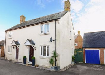 Thumbnail 2 bed semi-detached house for sale in Woodsford Close, Crossways