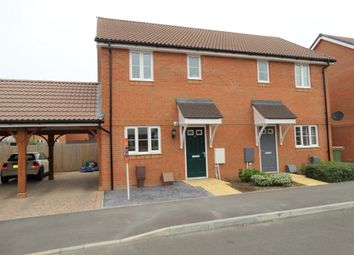 Thumbnail 2 bedroom semi-detached house for sale in Navigation Drive, Yapton, Arundel