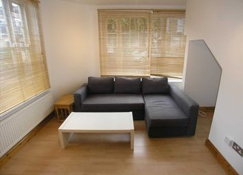 Thumbnail 3 bed flat to rent in Tyneham Close, London