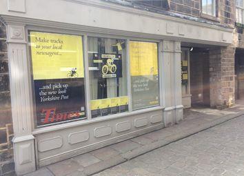 Thumbnail Retail premises to let in Market Street, Otley