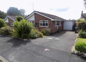 Thumbnail 2 bed detached bungalow to rent in Cornhill Gardens, Leek, Staffordshire