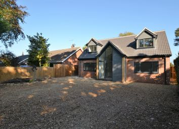 Thumbnail 3 bed detached house for sale in Warren Close, High Kelling, Holt