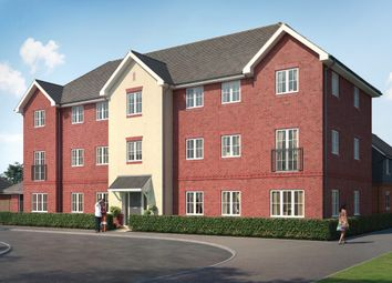 Thumbnail 2 bed flat for sale in The Maryland 2, Finchwood Park, Finchampstead