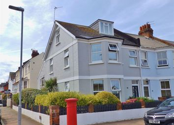 Thumbnail 5 bed end terrace house for sale in Redoubt Road, Eastbourne