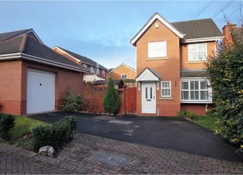 Thumbnail 3 bed detached house for sale in Ossett Close, Runcorn