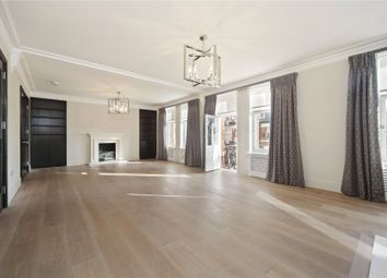 Thumbnail 4 bed flat to rent in Iverna Court, Kensington, London