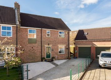 Thumbnail 3 bedroom semi-detached house for sale in Steadings Yard, Strensall, York