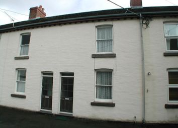 Thumbnail Terraced house to rent in Victoria Avenue, Llanidloes, Powys