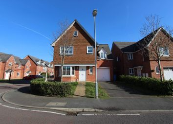 Thumbnail 4 bed detached house for sale in Cover Drive, Castleton, Rochdale