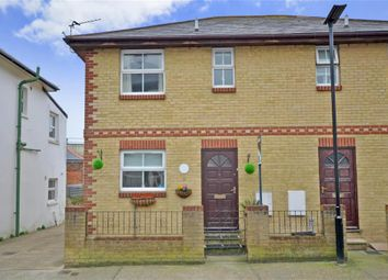 Thumbnail 2 bedroom semi-detached house for sale in Union Road, Sandown, Isle Of Wight