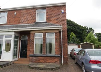 Thumbnail 2 bed semi-detached house to rent in Bushey Lane, Rainford, St. Helens