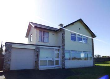 Thumbnail 4 bed detached house for sale in Rhodfa'r Mor, Nefyn, Pwllheli, Gwynedd