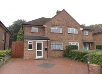 Thumbnail 6 bedroom semi-detached house to rent in Spring Rise, Egham