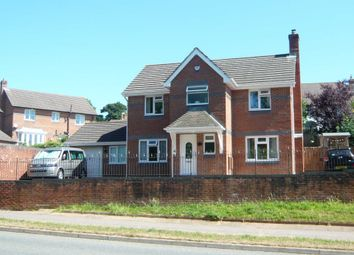 Thumbnail 4 bed detached house for sale in St. Briac Way, Exmouth