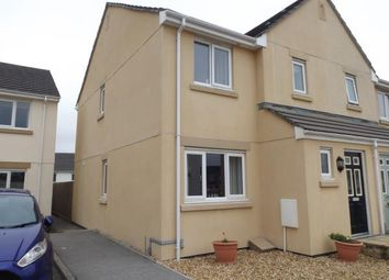 Thumbnail 3 bedroom end terrace house for sale in Helston, Cornwall