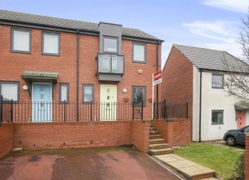 Thumbnail 2 bedroom end terrace house for sale in Fifth Avenue, Wolverhampton