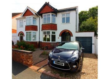 Thumbnail 4 bed semi-detached house for sale in Wynn Road, Wolverhampton