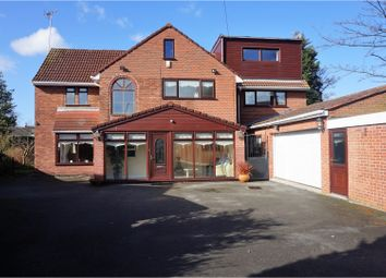 Thumbnail 5 bed detached house for sale in Roby Mount Avenue, Liverpool