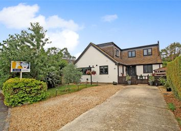 Thumbnail 4 bed detached house for sale in Busbys Close, Clanfield, Oxfordshire