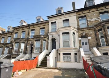 Thumbnail 1 bedroom flat to rent in Folkestone Road, Dover