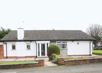 Thumbnail 3 bed detached bungalow for sale in Gateacre Park Drive, Gateacre, Liverpool