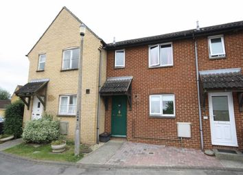 Thumbnail 2 bed terraced house for sale in Castlehaven Close, Chippenham, Wiltshire