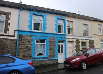 Thumbnail 3 bedroom terraced house for sale in Wingfield Street, Aberfan, Merthyr Tydfil