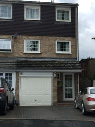 Thumbnail 4 bedroom town house to rent in The Coppings, Hoddesdon