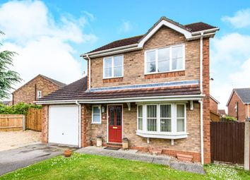 Thumbnail 3 bed detached house for sale in Shaw Way, Nettleham, Lincoln