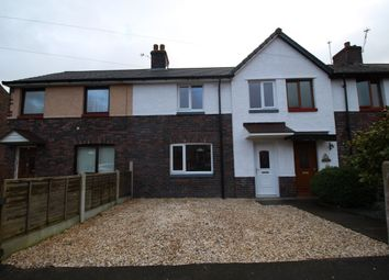 Thumbnail 3 bed terraced house for sale in Prescott Road, Carlisle