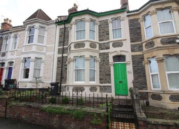 Thumbnail 3 bed terraced house for sale in Robertson Road, Bristol