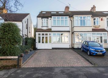 Thumbnail 4 bed end terrace house for sale in Bute Gardens West, Wallington