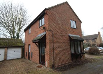 Thumbnail 3 bed detached house to rent in Murton Close, Burwell, Cambridge