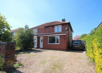 Thumbnail 3 bedroom property for sale in Cozens-Hardy Road, Sprowston, Norwich