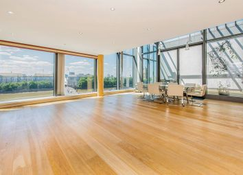 Thumbnail 4 bedroom flat to rent in Parliament View Apartments, 1 Albert Embankment, London