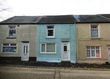 Thumbnail 2 bed terraced house to rent in Swansea Road, Trebanos, Pontardawe, Swansea.