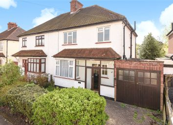 Thumbnail 3 bedroom semi-detached house for sale in Acacia Avenue, Ruislip, Middlesex