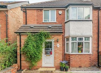 Thumbnail 3 bed semi-detached house for sale in Haunch Lane, Birmingham