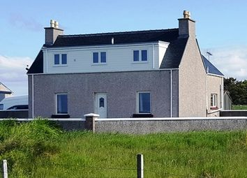 Thumbnail 4 bed detached house for sale in Bragar, Isle Of Lewis