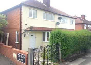 Thumbnail 3 bed semi-detached house to rent in Cambridge Road, Macclesfield