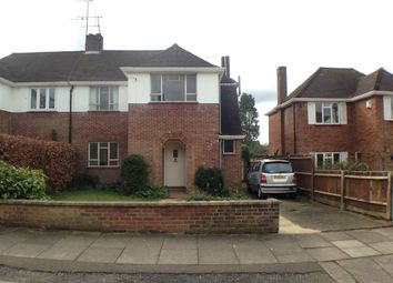 Thumbnail 3 bedroom property for sale in Trefusis Walk, Watford, Hertfordshire