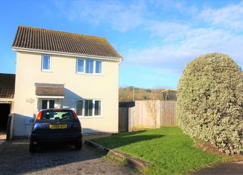 Thumbnail 3 bedroom link-detached house for sale in Parkers Road, Starcross, Exeter