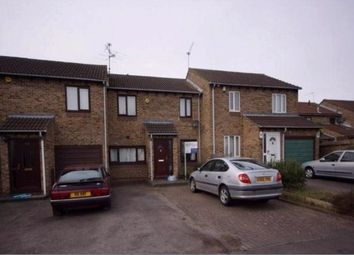 Thumbnail 2 bed terraced house to rent in Hawkedon Way, Reading
