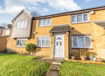Thumbnail 2 bed terraced house for sale in Nicklaus Drive, Walderslade, Chatham