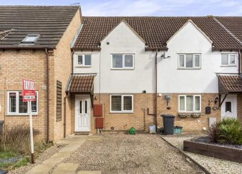 Thumbnail 3 bed terraced house for sale in Deerhurst Place, Quedgeley, Gloucester, Gloucestershire