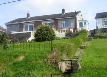 Thumbnail 2 bed bungalow for sale in Heol Y Plas, Fforest, Pontarddulais, Swansea